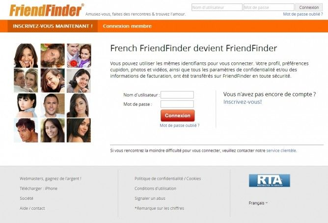 Avis Friend Finder