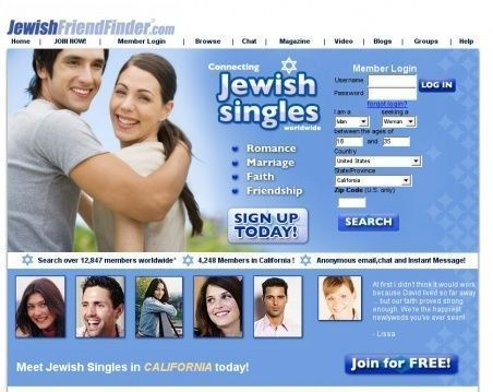 Avis Jewish Friend Finder