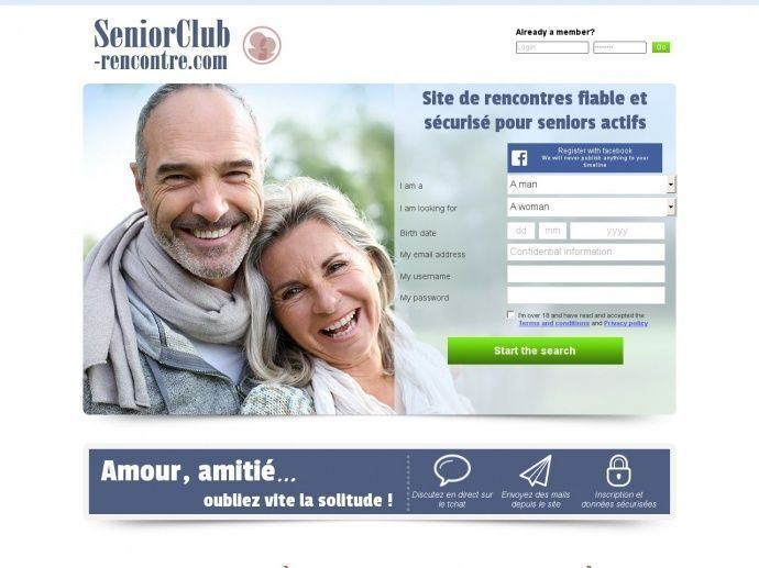 Site de rencontre 2 seniors